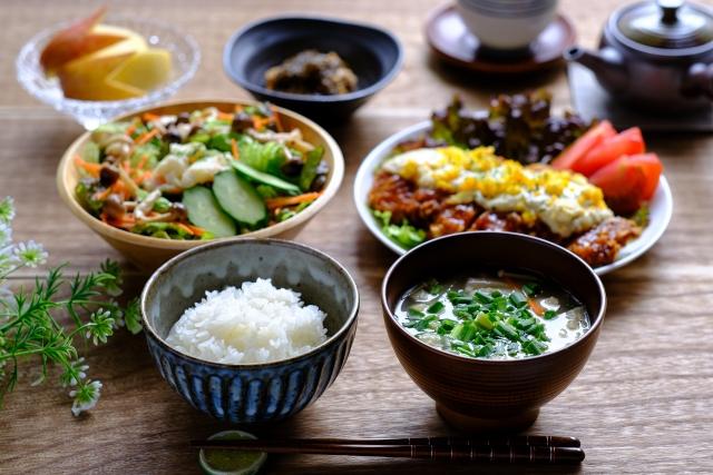 kimatta menu haitatsusareru