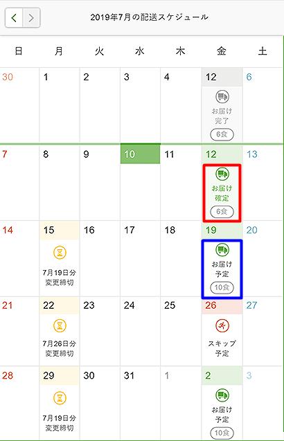shiharai schedule