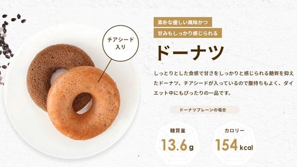 oishii teitoushitsu donuts
