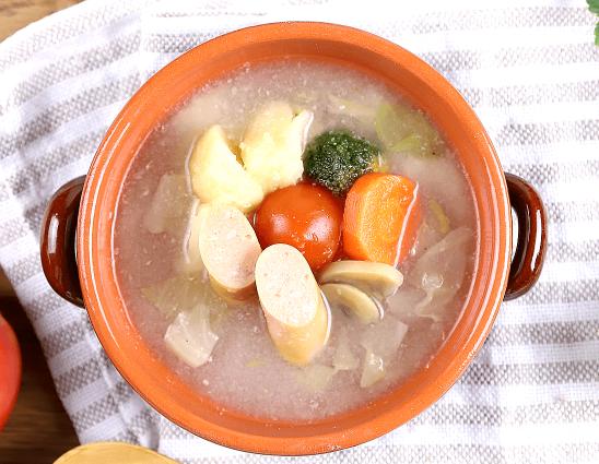 nosh yasai soup